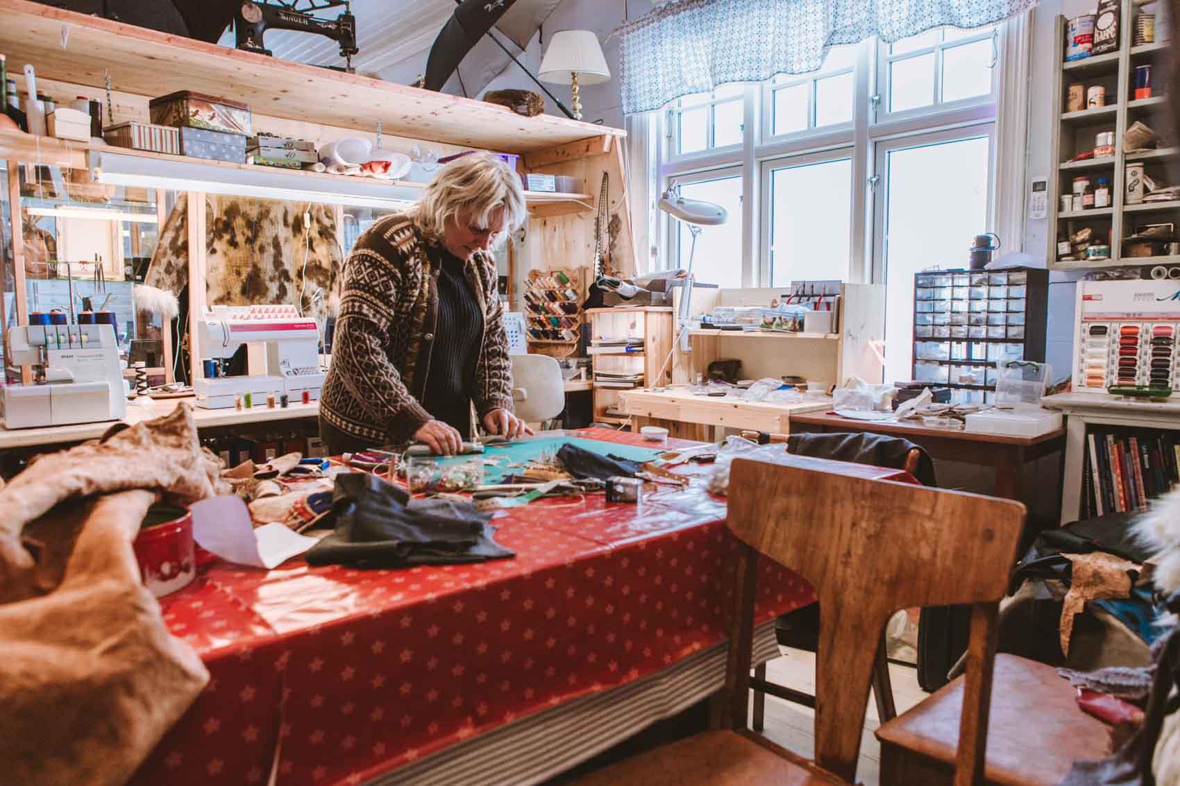 Sámi Handicraft