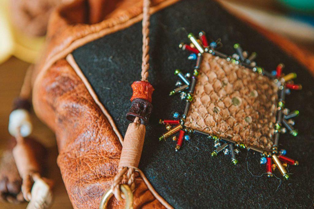 The Sámi handicraft, duodji is a reuccoring trend in Norwegian fashion.