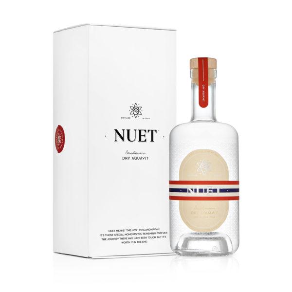 Nuet Dry Aquavit 17th of May 70cl