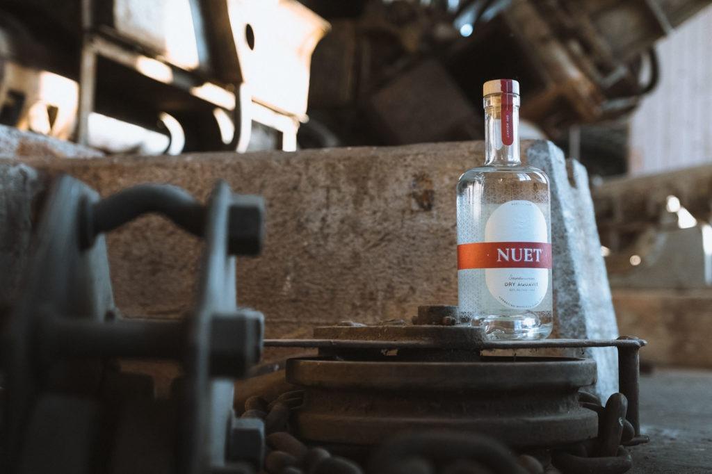 Nuet Aquavit is a Norwegian aquavit brand.